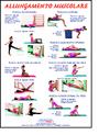 Allungamento muscolare - Poster